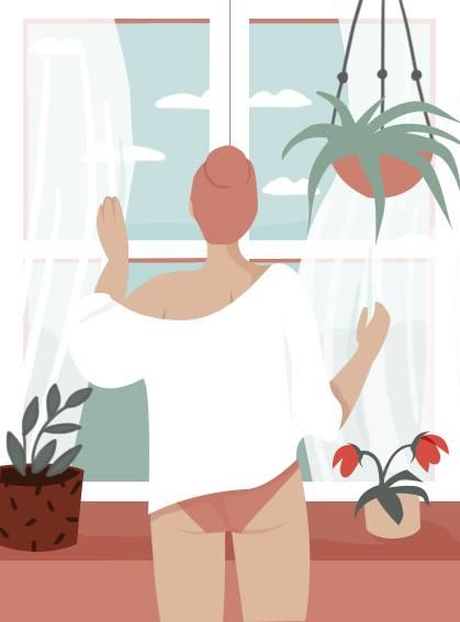 Fermeture fenêtre de fertilité