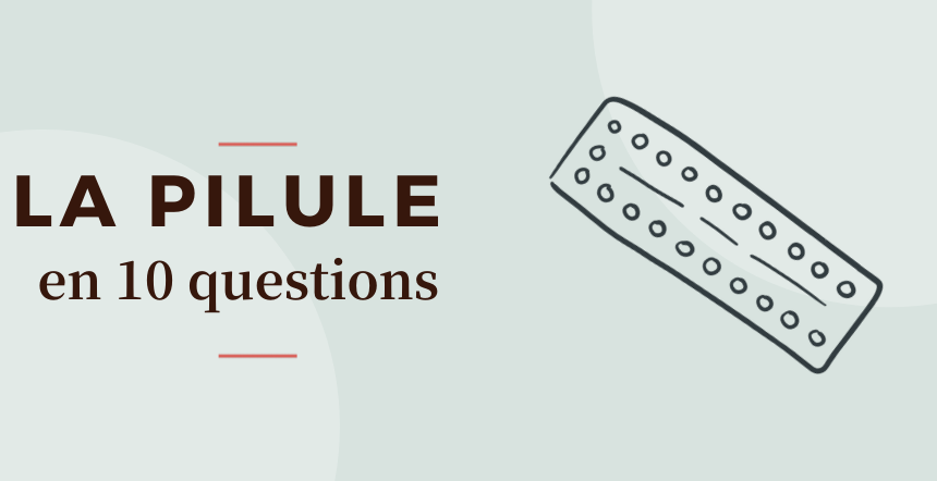 Cover questions pilule